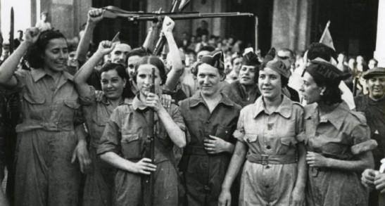 Dones Llibertàries 1936