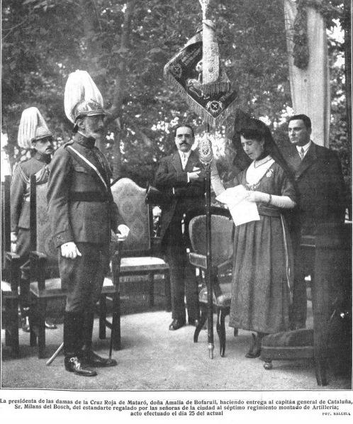 Mundo Gráfico. 30/7/1919. BNE.